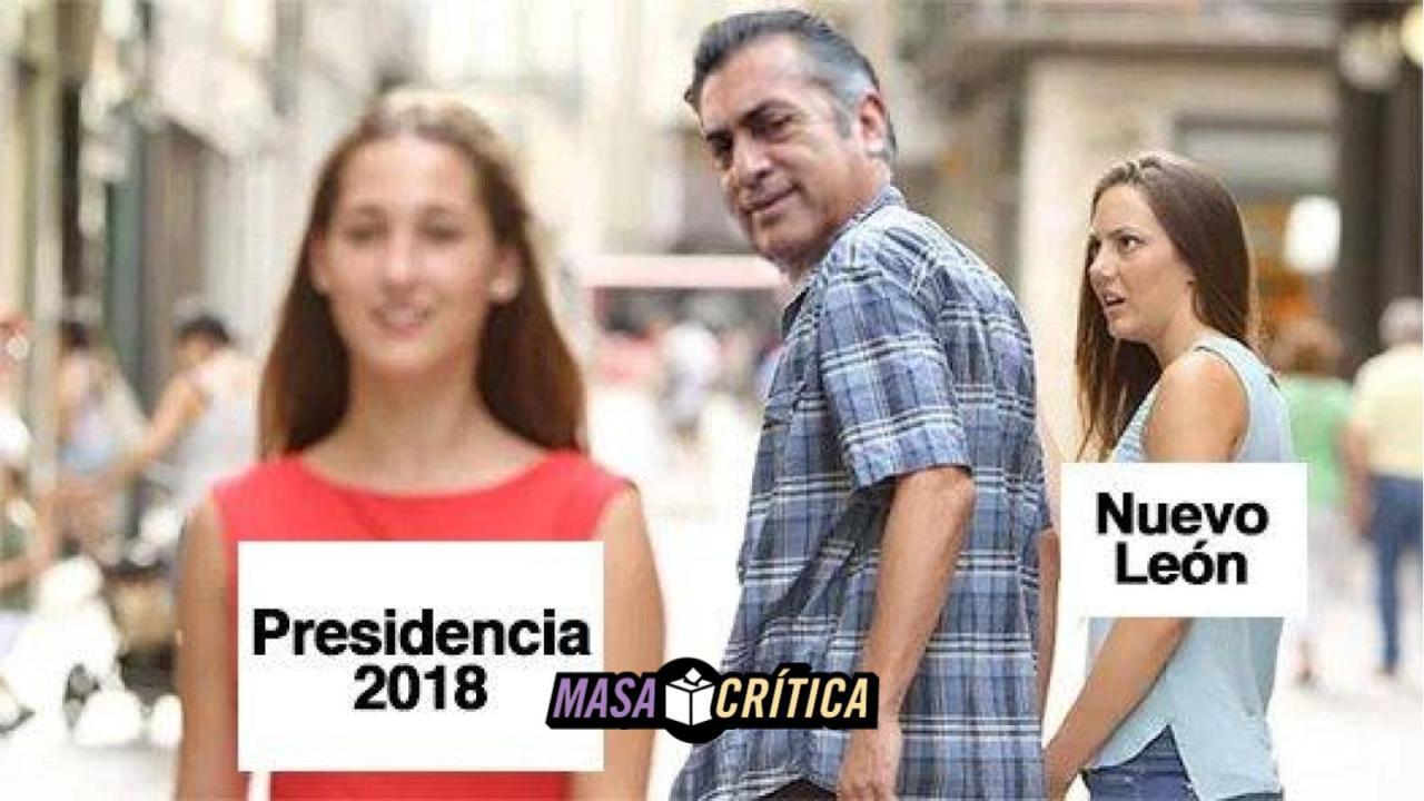Bronco busca la presidencia para el 2018