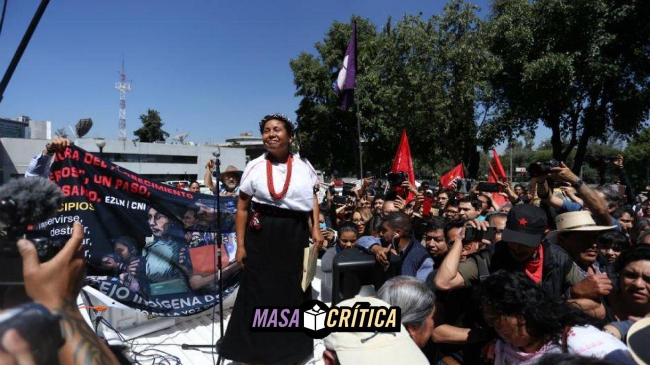 Marichuy se registra como candidata independiente elecciones 2018