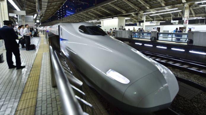 tren sale 20 segundos antes en japón y el servicio ofrece disculpas