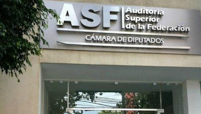 ASF informe cuenta pública 2016