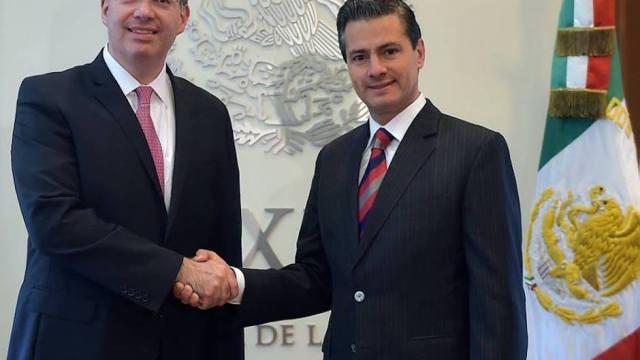 Alejandro Díaz de León nuevo gobernador Banxico
