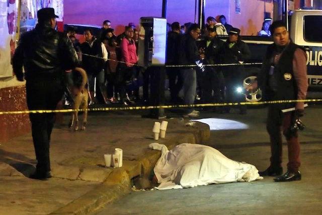 Bajan homicidios en Edomex, pero sigue siendo capital de violencia