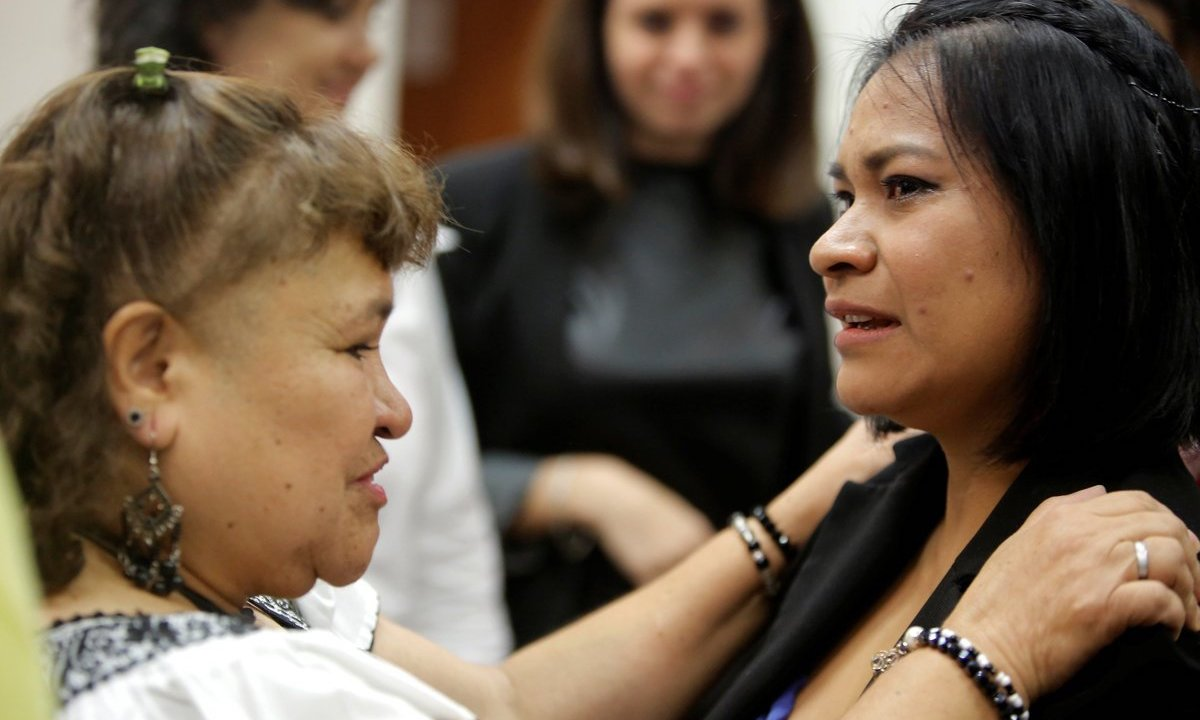 mujeres de atenco dan testimonios frente a corte interamericana