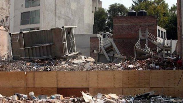 Edificio de álvaro obregón 286 operaba irregularidades