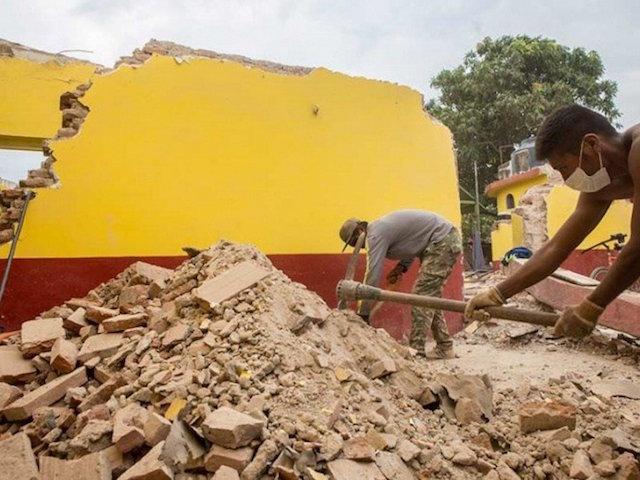 Fonden reconstrucción 2018