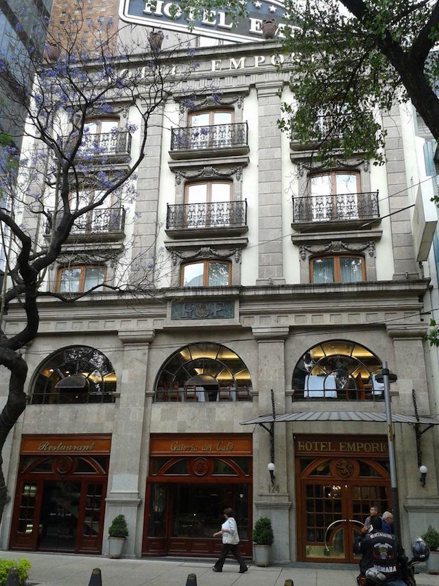 Hotel Emporio CDMX