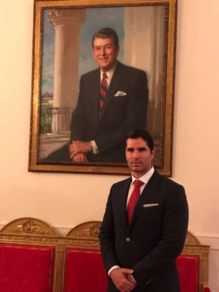 Verástegui: el Reagan mexicano, dice ACI Prensa