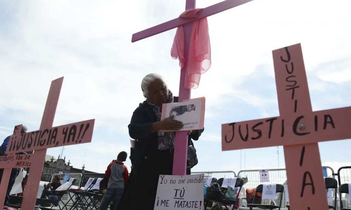 feminicidios en méxico a la alza según INEGI