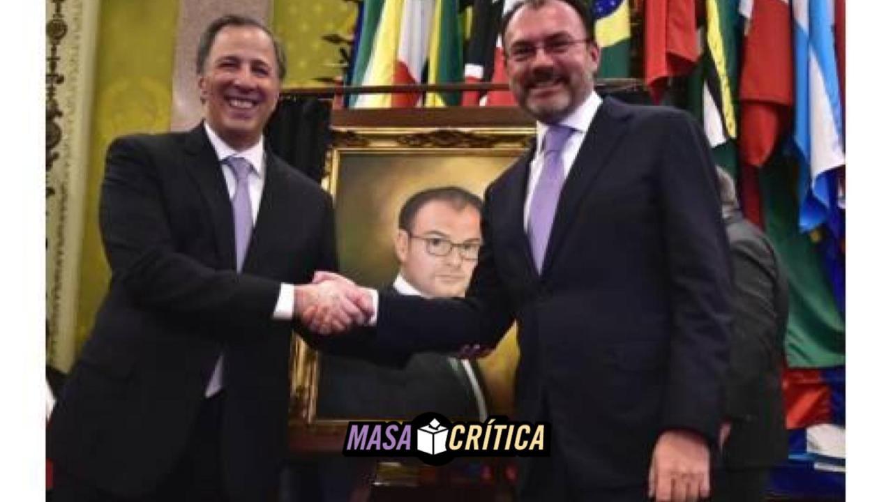 Videgaray destapa a Meade como candidato a la presidencia