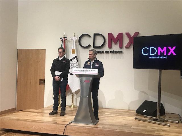 opacidad en información sobre sismo en CDMX