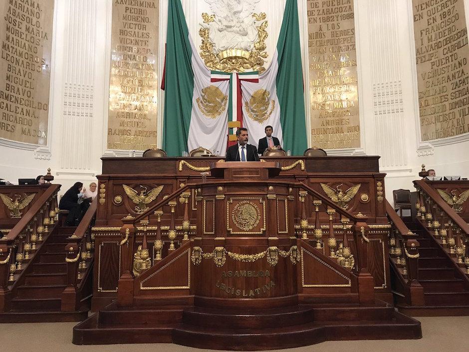 ALDF congreso más costoso e ineficaz del país
