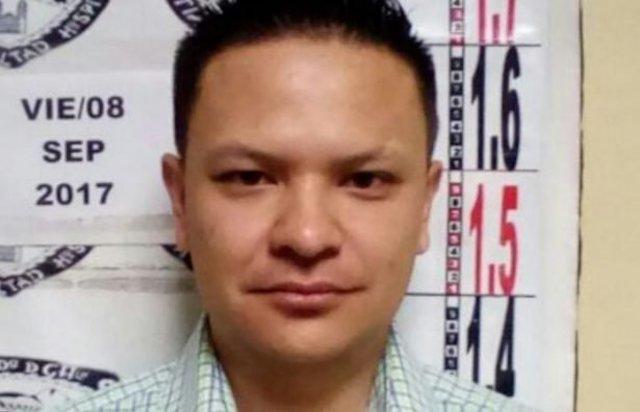 Jaime Fong, sobrino de César Duarte