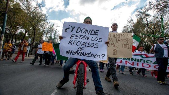 damnificados se oponen a ley de reconstrucción de CDMX
