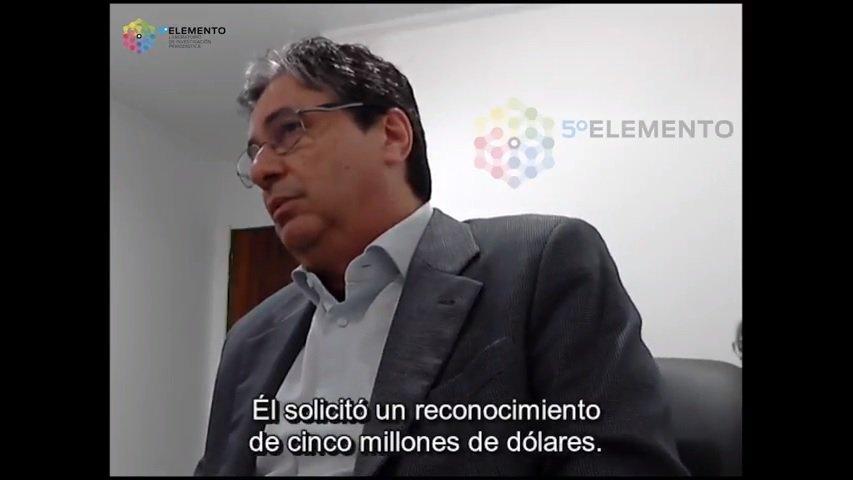 Exdirector de Odebrecht México evidencia a Lozoya Austin