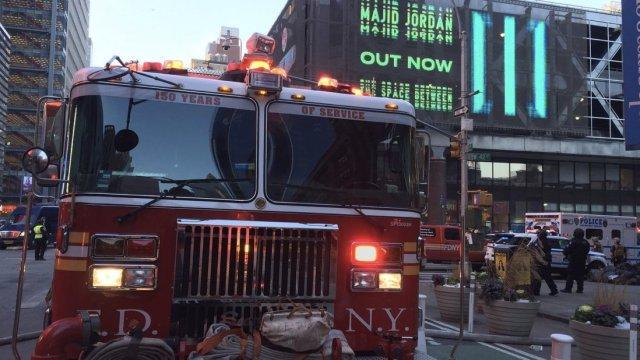 Explosión en metro de Nueva York no deja heridos