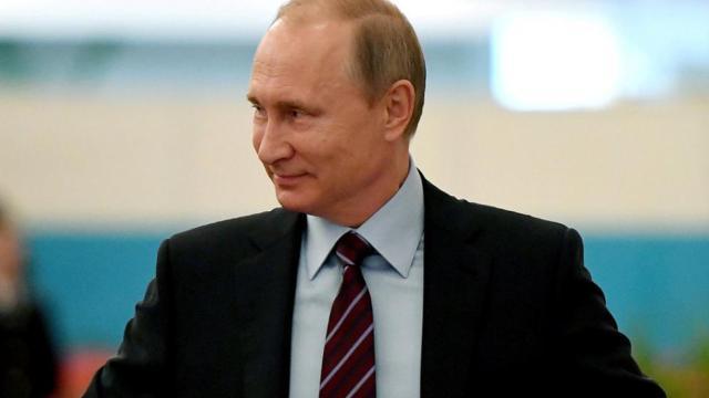 Putin sera candidato para elecciones en 2018