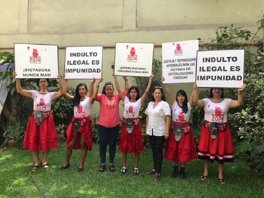 CIDH solicita expediente del indulto a Fujimori; Perú rechaza revocarlo