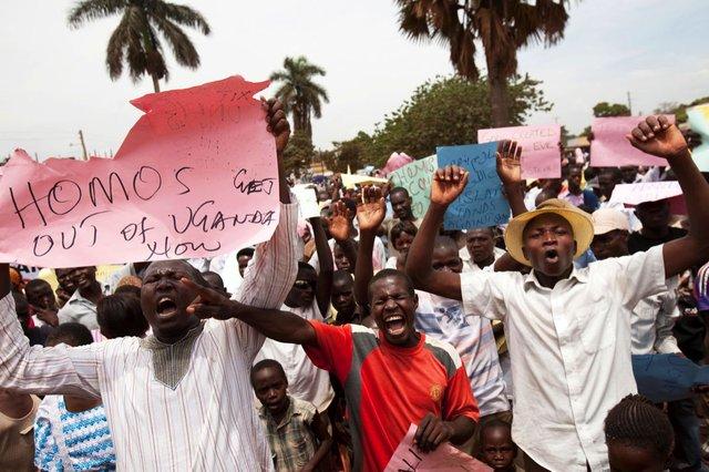 En oleada homófoba, arrestan a pareja lesbiana en Tanzania