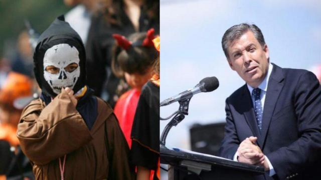Gobernador de guanajuato intenta prohibir el Halloween