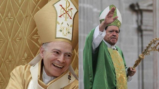 Norberto Rivera deja arzobispado, en su lugar queda carlos aguiar