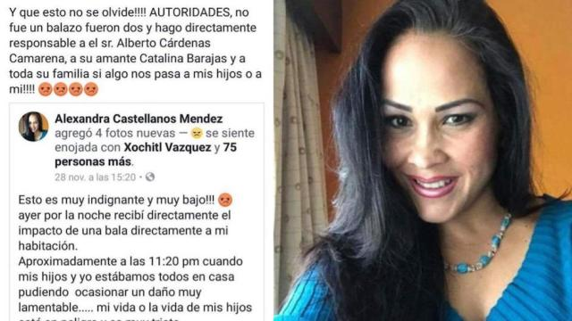 feminicidio de alexandra castellanos en Jalisco