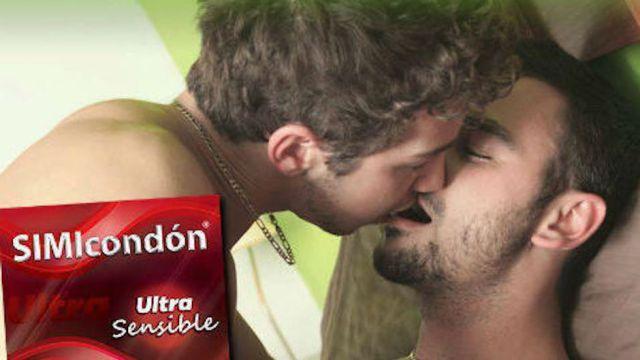 Simicondón publicidad facebook gay