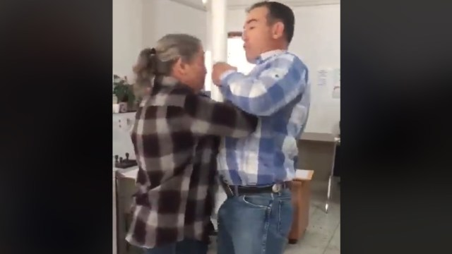 Juez de control pierde el control en Chihuahua y que lo corren