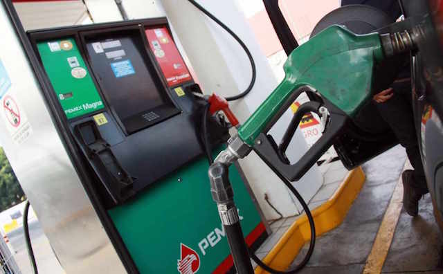 liberación precios gasolina
