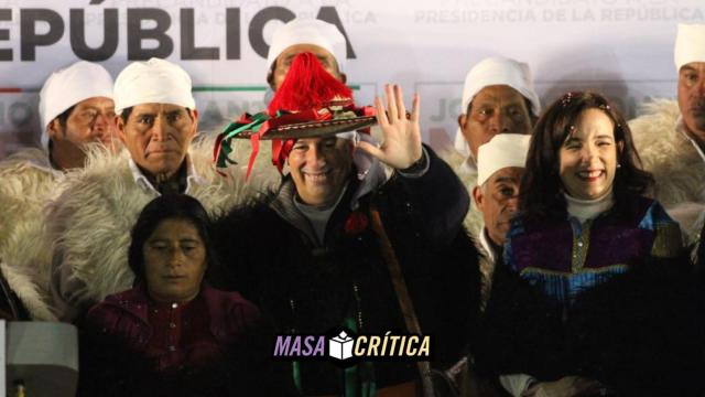 meade precandidato del PRI inicia precampaña en Chiapas