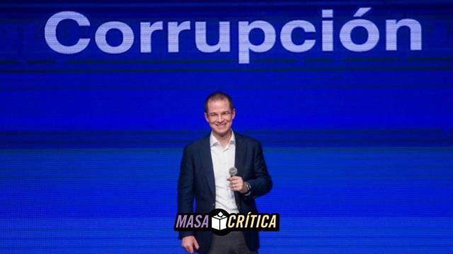Ricardo Anaya se destapó como candidato presidencial del Frente