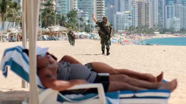 Estados Unidos emita alerta de viaje a 5 estados en México, los pone al mismo nivel de violencia que Irak