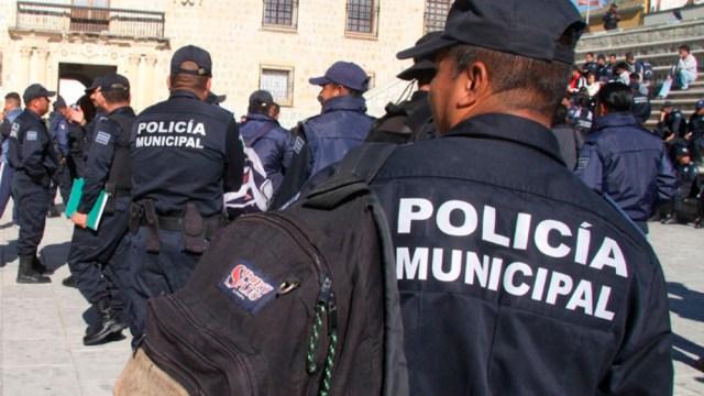 Uno de cada 4 policías en México no pasó controles de confianza