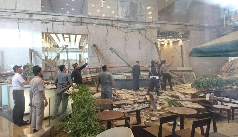 Colapsa techo de bolsa de valores en Indonesia