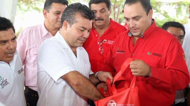 Detienen excandidato a gubernatura de Quintana Roo, señalado por desvío millonario