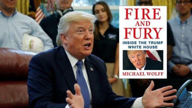 Libro pone en peligro presidencia de Trump y legado de Bannon