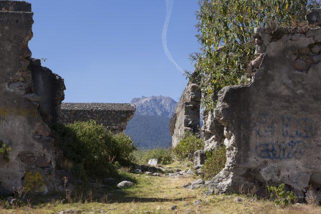 La Malinche desde la ex hacienda de San Antonio
