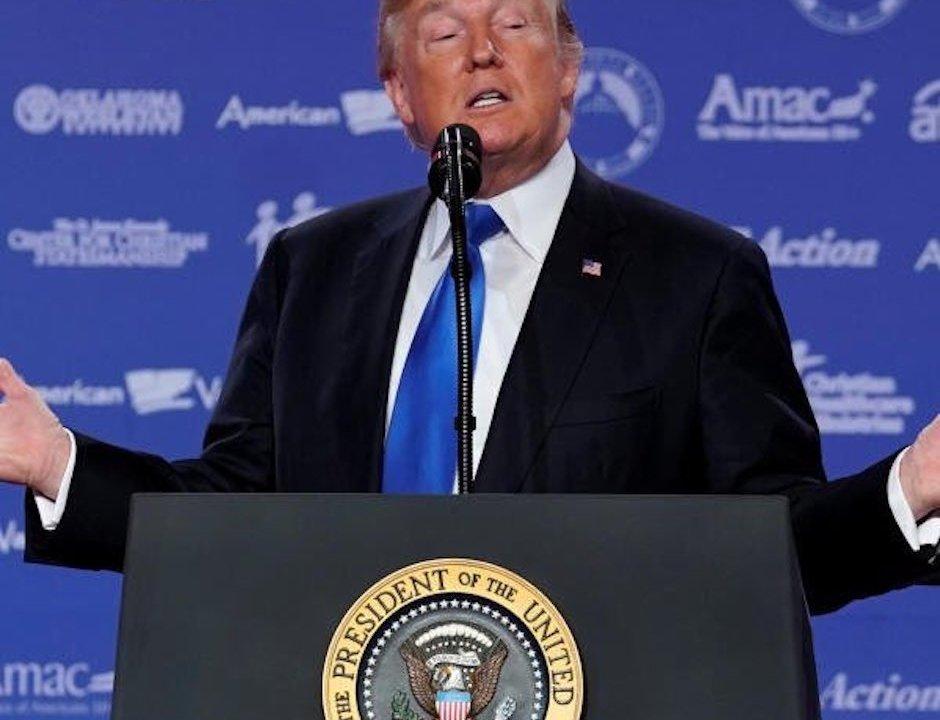 Trump llama países de mierda a haití el salvador y países africanos