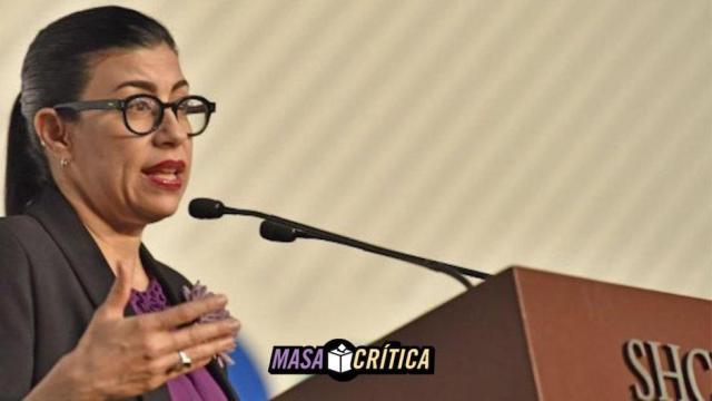 Vanessa Rubio renuncia Hacienda integra campaña Meade