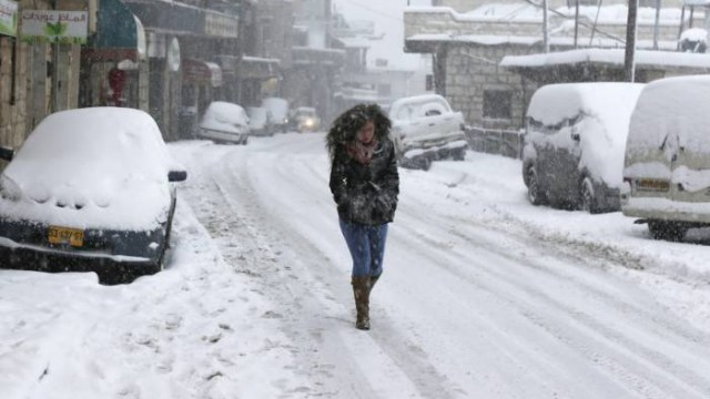 Pronostican que nieve en Tamaulipas y Nuevo León