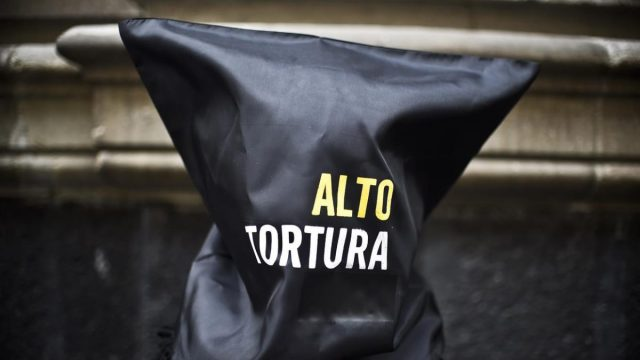 Una familia entera fue torturada por la PF; el papá fue forzado a firmar confesión