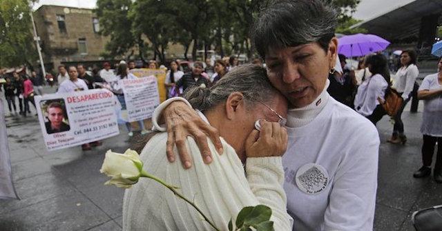 desapariciones México