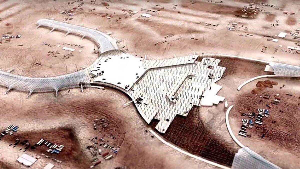 Construcción del NAICM pone en peligro vestigios arqueológicos y áreas naturales