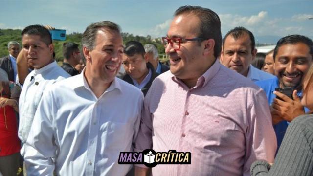 Meade en Veracruz: Duarte nos traicionó y nos lastimó con la corrupción