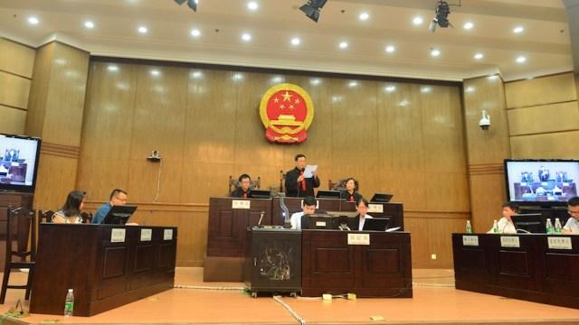 Mexicano fue condenado a pena de muerte por primera vez en China