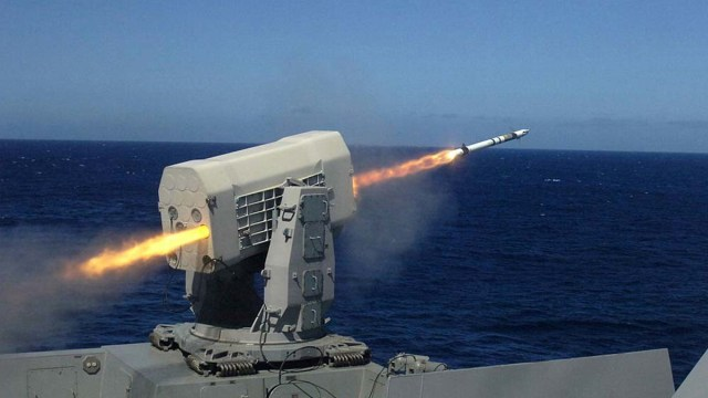 México compró 29 misiles y torpedos a Estados Unidos por mil 900 millones de pesos