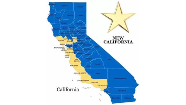 Nueva california busca ser el estado 51 de Estados Unidos