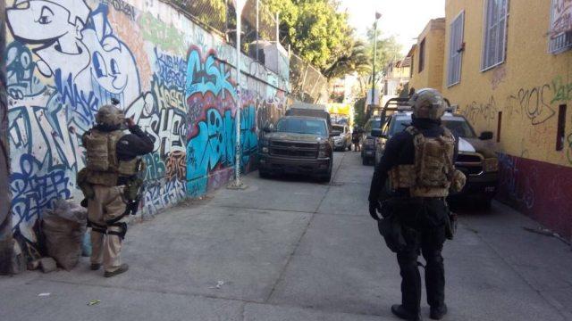 Capturan en Iztacalco a 'El Cochi', sucesor de 'El Ojos'