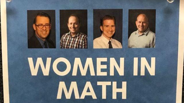 """Programa universitario de """"Mujeres en las Matemáticas"""" fue presidido por hombres"""