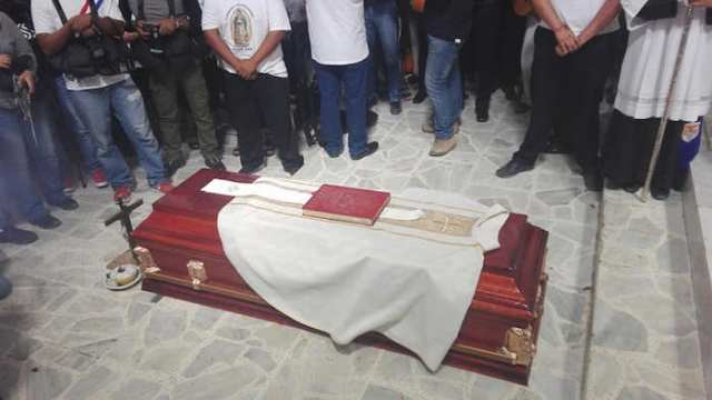 Sacerdotes asesinados en Taxco, 'parte de grupo delictivo': Fiscalía General Estado
