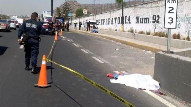 Militar abate asaltantes en México-Puebla